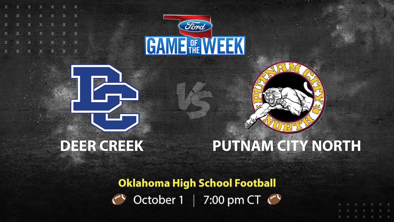 Deer Creek vs Putnam City North (10-1-21)