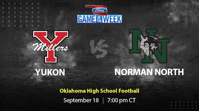 Yukon Hands a Run-Only Defeat to Norman North