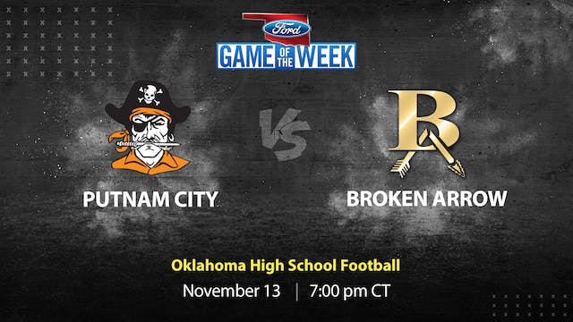 Broken Arrow Defeats Putnam City in Opening Round of Playoffs