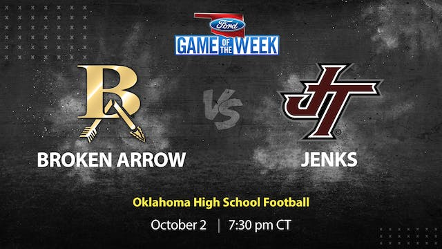 Jenks Rallies to Edge Out Win Over Broken Arrow