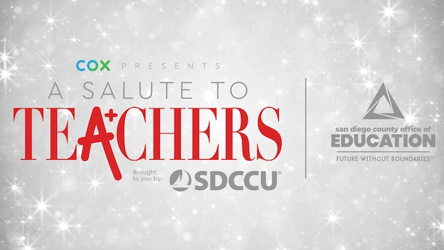 Cox Presents: A Salute to Teachers