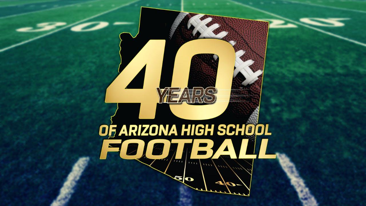 40 Years of Arizona High School Football