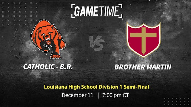 Catholic B.R. Advances Past Brother M...