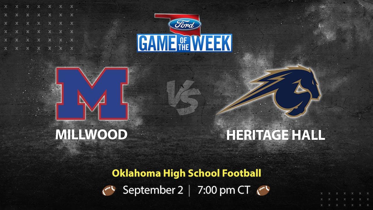 Millwood vs Heritage Hall (9-2-21)