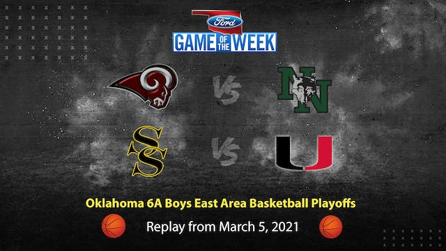 Rent: Oklahoma 6A Boys East Area Playoffs