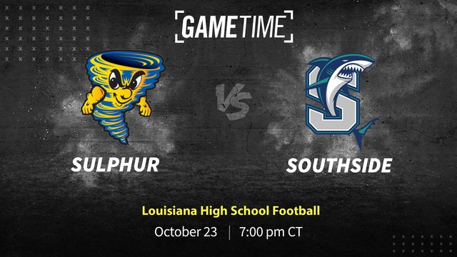 Gavyn Menard and Six Turnovers Help Southside Defeat Sulphur - Part 2