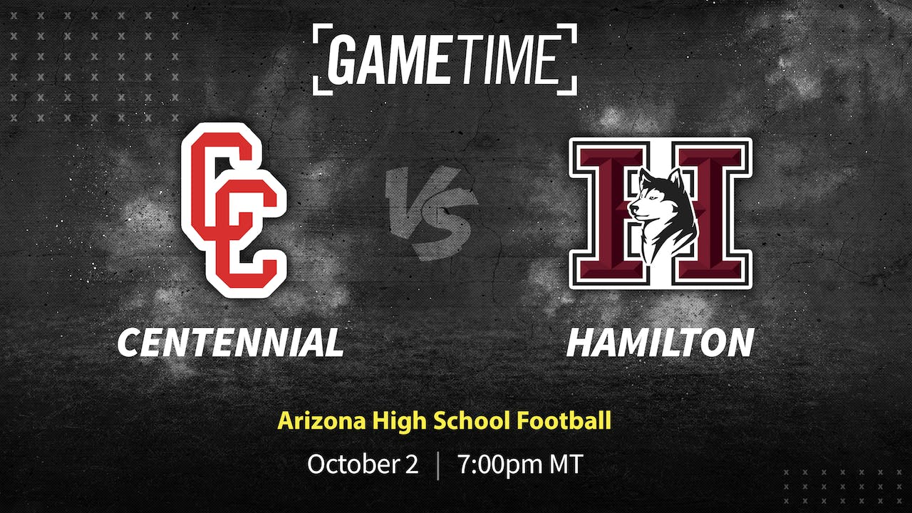 Buy: Hamilton Crushes Centennial in Season Opener