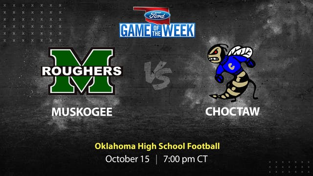 Buy: Roughers Fall to Choctaw, Not Without a Fight