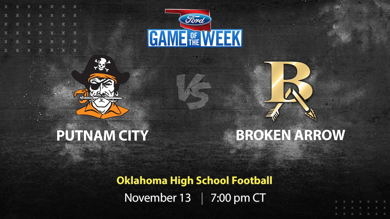 Rent: Broken Arrow Rolls Over Putnam City 44-12