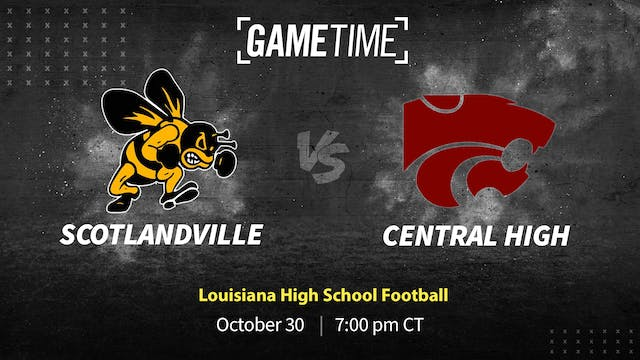 Strong Defense & Special Teams Lead Scotlandville Over Central