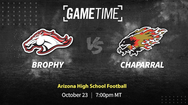 Chaparral Opens Season With 35-0 Rout Over Brophy