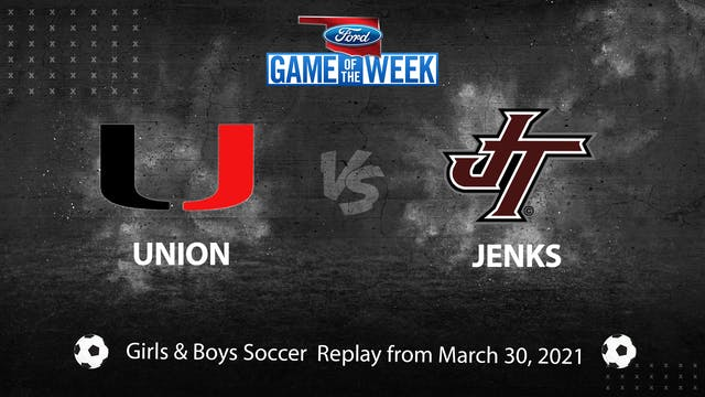 Union vs Jenks: Oklahoma Girls & Boys...