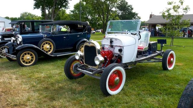 Driven - Restoring the Classics & Reunion of the Original Hot Rods