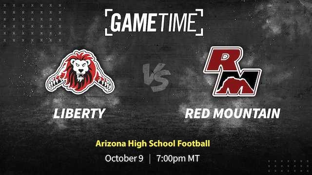 Liberty Upsets Red Mountain in 6A Title-Game Rematch