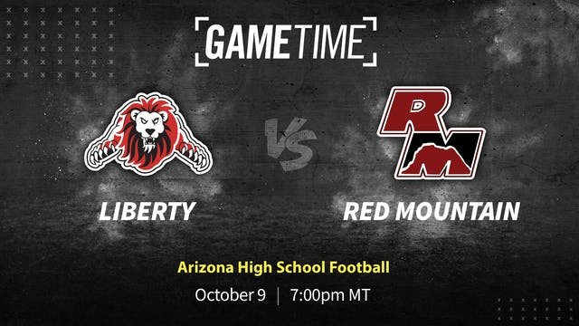 Liberty Upsets Red Mountain in 6A Tit...