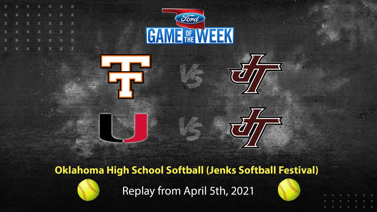Rent: Jenks Softball Festival Doubleheader
