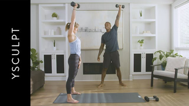 YSculpt Intermediate: for Athletes (4...