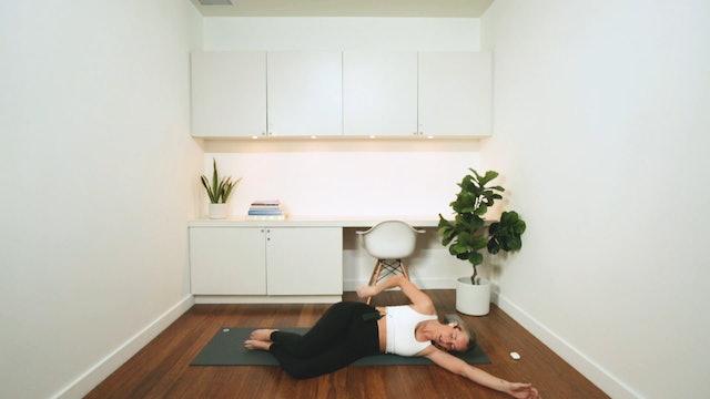Power Yoga: Backbend Love (60 min) - with Mikaela Millington