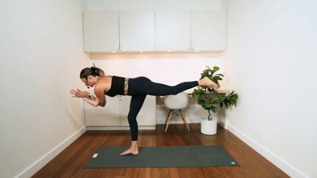 Morning Yoga Flow (35 min) - with Van...