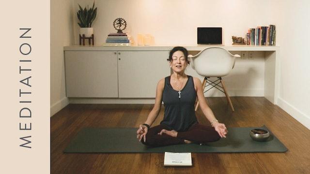 Mood Boosting Happiness Meditation (10 min) — with Hillary Keegan