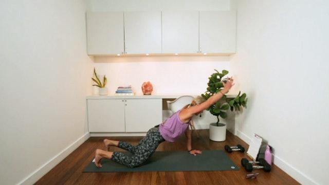 Strong & In-Balance (22 min) - with Hana Weinwurm