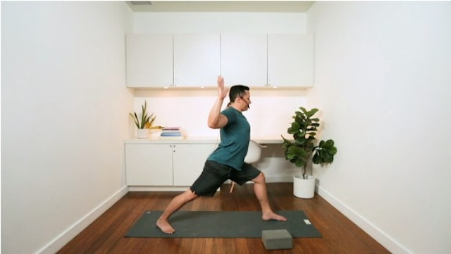 Powerful Flow & Relaxation (60 min) - with Miguel Lopez De Lara