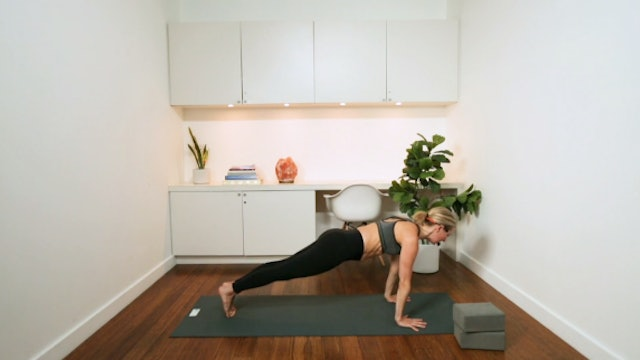 Slow Burn for Abs & Arms (45 min) - with Jayme Burke