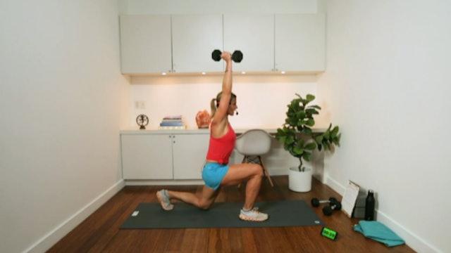 Total Body Sweat (60 min) -  with Hana Weinwurm