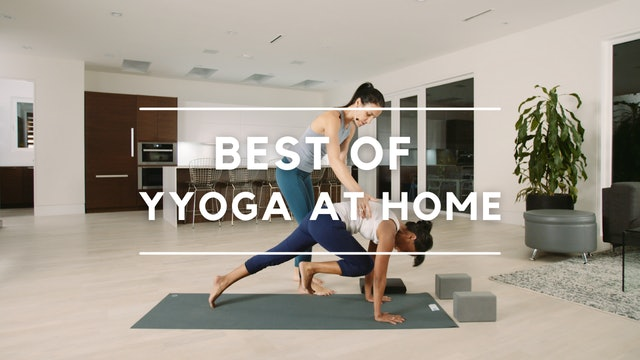 Best of YYOGA at Home