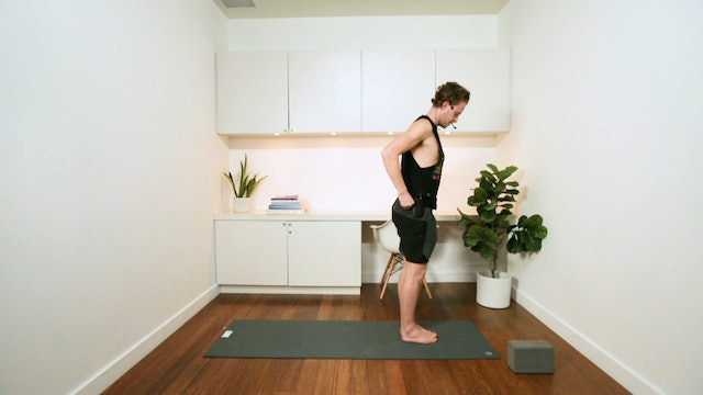 Slow Burn for Hips (45 min) - with Connor Roff