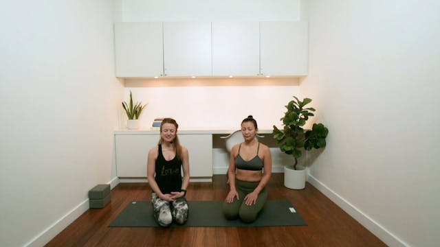 Core Strengthening Flow (45 min) - wi...