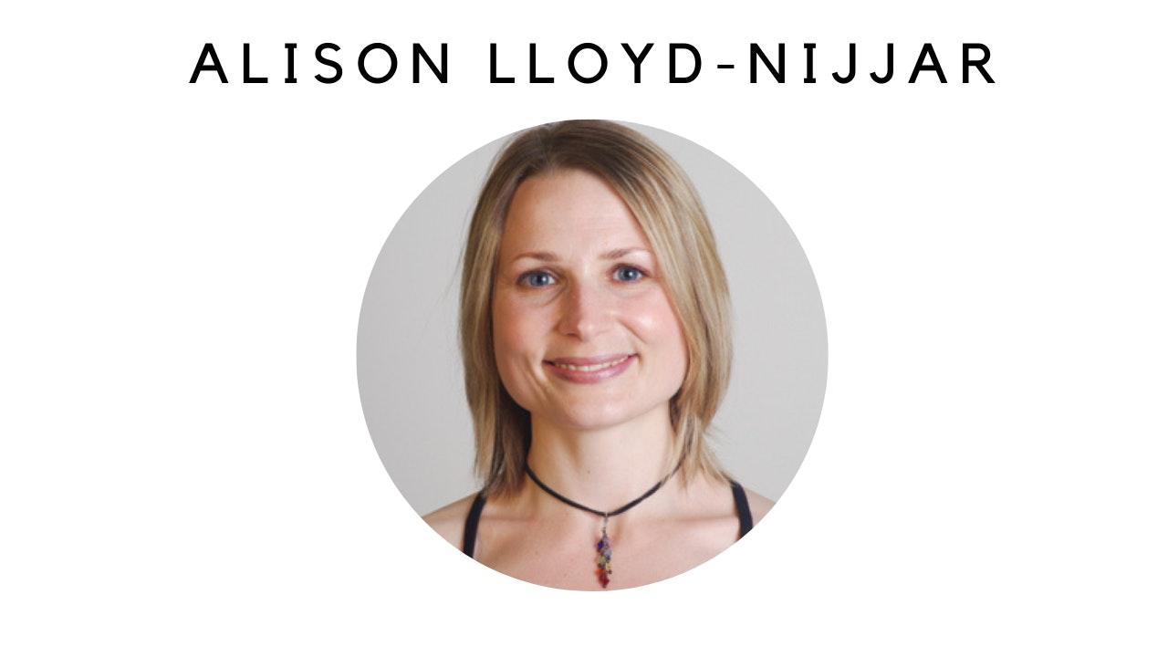 Alison Lloyd-Nijjar