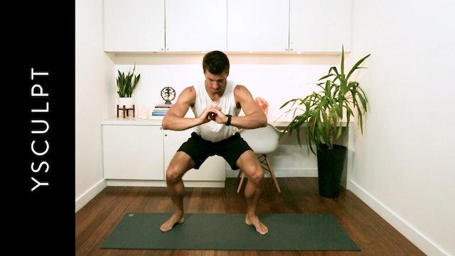 YSculpt: Legs (20 min) — with Clem Duranseaud