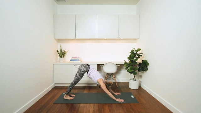 Slow Burn Arms and Abs (30 min) - with Jayme Burke