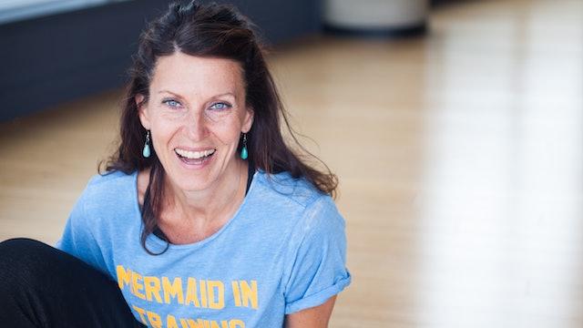 Live Replay: Hatha Yoga (40 min) - with Sandra Stephanson