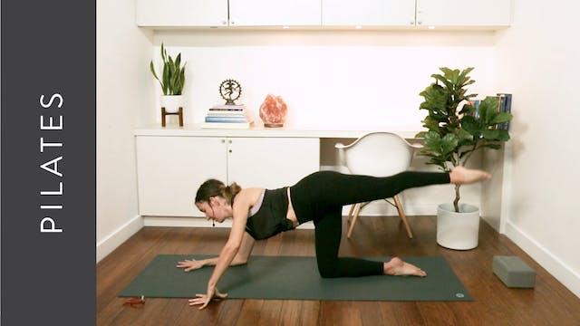 Powerful Pilates (45 mins) – with Ali...