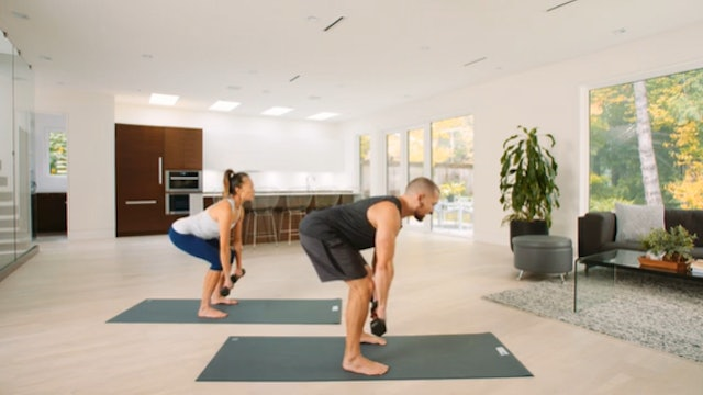 Strength and Endurance Express Workout (30 min) — with Francarlos Leon