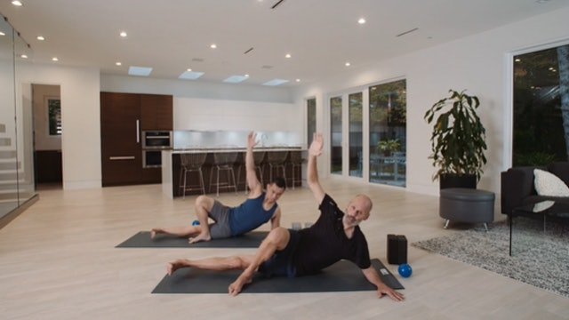 Core Fusion: Lower Body (30 min) – with Rich Reynolds