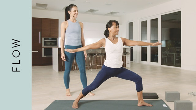 Flow Yoga: Ahimsa Flow (45 min) — with Jasmina Egeler
