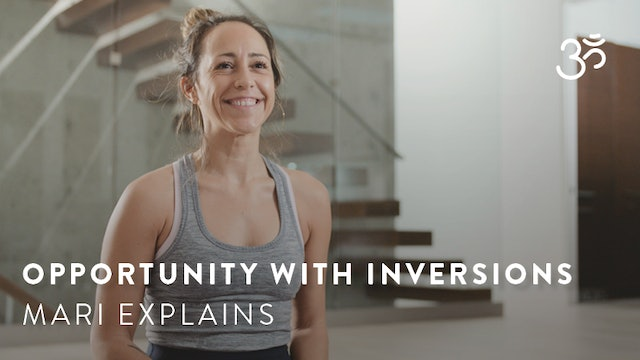 Opportunity with Inversions: Mari Dickey Explains