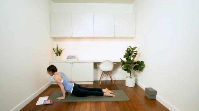 Intermediate/Advanced Yoga: Koundinya...