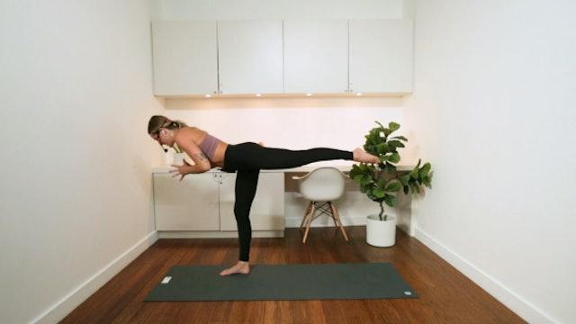 Power for Balance (48 min) - with Mikaela Millington
