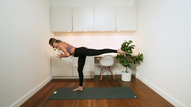 Power for Balance (48 min) - with Mik...
