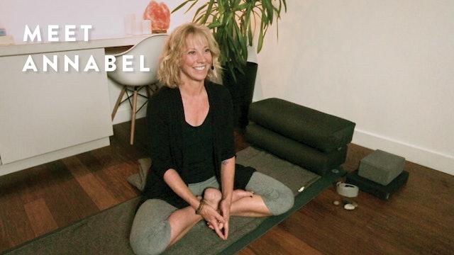 Meet Annabel + Learn About Restorative Yoga