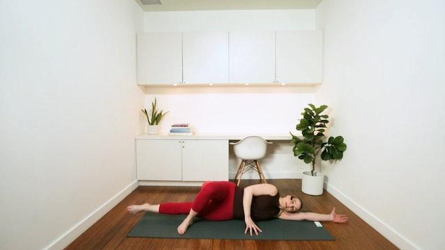 10 Minute Tone: Inner Thigh (10 min) - with Alison Lloyd Nijjar