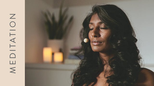 Meditation: Muladhara Chakra (5 min) ...