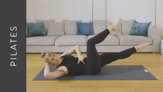 Pilates for a Strong Core (20 min) — ...