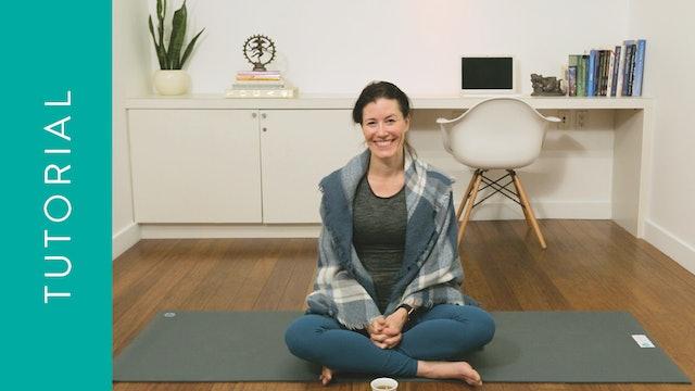 Tutorial: History of Yoga Fireside Chat (15 min) — with Rachel Scott