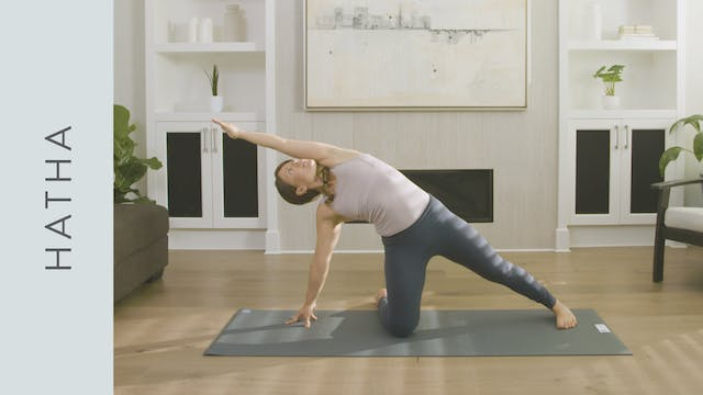 Flow Yoga: Full Body (45 min) — with ...