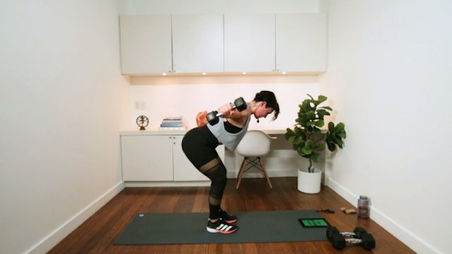 Full Body Workout for Strength (50 min) - with Naomi Joy Gallagher